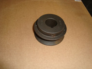 Single Groove Motor Pulley