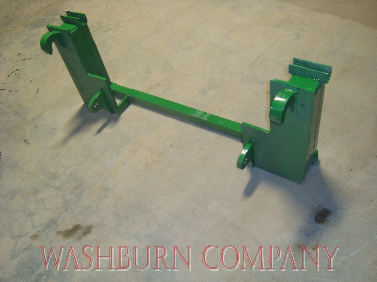 Euro Global Loader to JD 600-700 Attachments