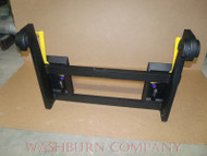 JCB 416 Loader to Standardized Skid steer Attachment Adapter