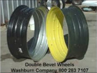 New Double Bevel Tractor Wheels 16x34 to18x38