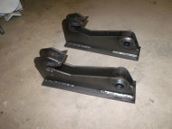 Kubota brackets for standard kubota 1001 and kubota 1002 tractor loaders, call us at 800-283-7107 or 417-682-5551 for any questions or concerns regarding our products