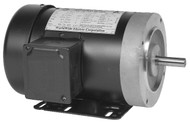 Electric Motor 1.5 hp 3 phase 1800 rpm TEFC 56C  Frame