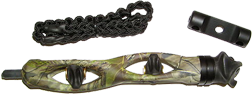 "Trophy Ridge Static 6"" Bow Stabilizer Realtree Xtra Green Camo"