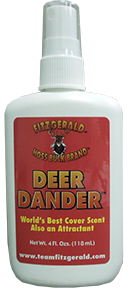 Deer Dander Cover Scent and Attractant