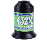 BCY 452X Bowstring Material Black 1/4# - 4 Ounces