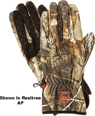 Bow Ranger Fleece Gloves Realtree Xtra Camo Medium - 1 Pair
