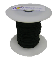 BCY D Loop Rope 2.4mm Black 100' Spool Bowstring Material