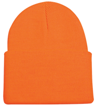 Outdoor Cap Watch Cap Heavy Weight Blaze Orange