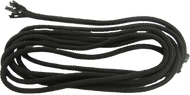 """BCY D Loop Rope Size 24-39"""" Black Bowstring Material"""