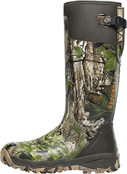 "La Crosse Womens Alpha Burly Pro 15"" Realtree Green Size 7 - 1 Pair Boots"
