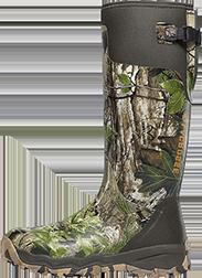 "La Crosse Womens Alpha Burly Pro 15"" Realtree Green Size 9 - 1 Pair Boots"