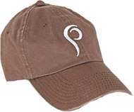 Womens The Cap Brown OSFM