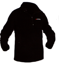 Arctic Shield Womens XSystem Heavyweight Fleece Pullover Black Large