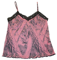 Weber Camo Naked North Camisole Pink Small