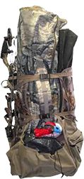 Sportsmans Blind Hog Pack Carry System