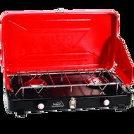 Texsport Compact Propane Stove 2 Burners