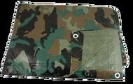 """Texsport Ripstop Tarp Camo 8'x10"""""""