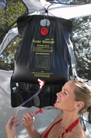 Texsport 4.5 Gallon Solar Camp Shower