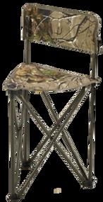 HS Tripod Camo Chair Xtra Green