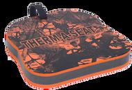 """Therm-A-Seat 1.5"""" Thick Original Orange Invision"""