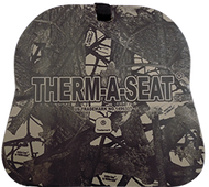"Therma Seat 3/4"" Brown Invasion"