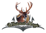 Western Whitetail Magic Decal Color 6x8.5