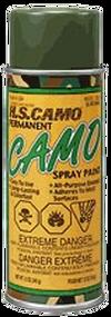 HS *12oz Olive Drab Camo Spray Paint