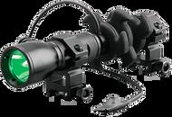 NAP Apache Predator Crossbow Flashlight Green LED