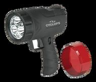 GSM Cyclops Sirus 500 Lumen Hand Held Rechargeable Light