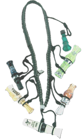 Primos 5 Call Lanyard Duck Call