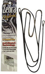 "Mathews Zebra Ballistic Camo String 60 3/4"" Bowstring"