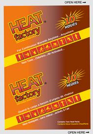 Heat Factory Hothands Small Handwarmer (One)