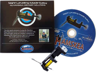 Hamskea Sight Leveling Made Easy DVD 3rd Axis Level Combo Pack Black