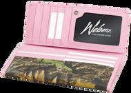 Weber Camo Womens Clutch Wallet Breakup Camo w/Pink