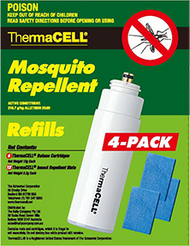 Refill Value Pack Thermacell - 4 Pack