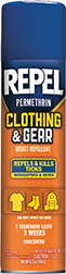 Repel Clothing & Gear Repellent 6.5oz Aerosol