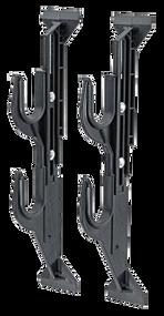 Plastic Hugger Quick Mount Gun Rack