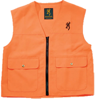 Browning Safety Blaze Vest 2Xlarge