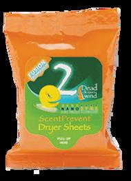 DDW Dryer Sheets - 15 Pieces Scent Eliminator