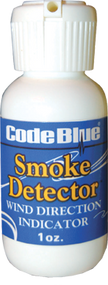 Code Blue Smoke Wind Detector Scent Eliminator