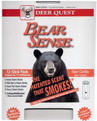 Bear Sense Combo w/Bucket Scent