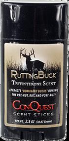 Conquest Rutting Buck In a Stick Scent