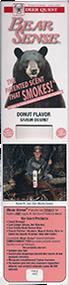 Bear Sense Donut Scent - 6 Pack