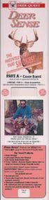 Deer Sense Part A Cover Scent - 6 Pack Scent