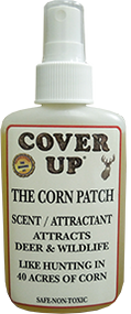 Cover Up Corn Patch Spray 4oz Scent