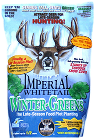 Whitetail Imperial Wintergreens 3#