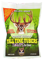 Whitetail Imperail Tall Tine Tuber Turnip