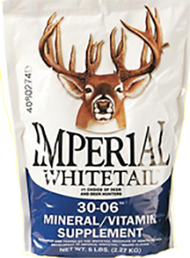 Whitetail Imperial 30-06 Mineral 5# Bag Seed