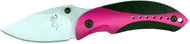 Browning Minnon Folding Knife Neon Pink/Black
