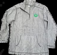 Gator Skins Thermal Zippered Shirt Large
